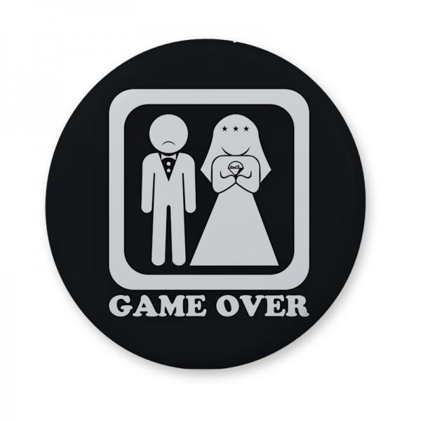 Game Over - Kitűző