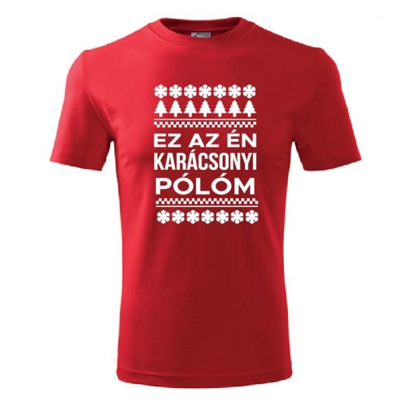 Ez az én Karácsonyi pólóm