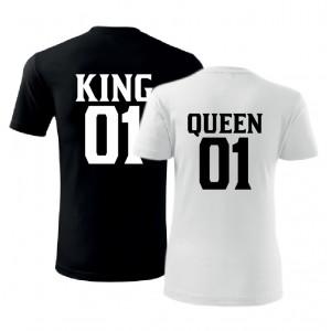 King 01 Queen 01