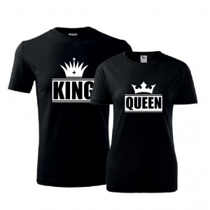 King and Queen rectangular